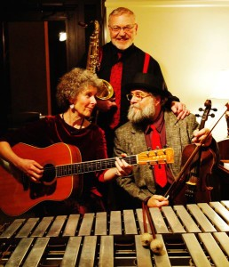 *Elise Witt, Don Erdman, MIck Kinney photo by Sasha Cokuslo