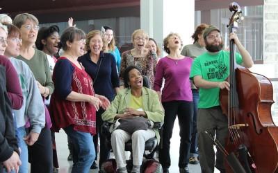 An Impromptu Glorious Chorus™