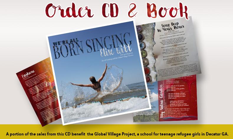 Order Elise Witt's CD & BOOK