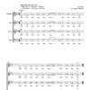 Song Deep in Your Bones SATB Sheet Music