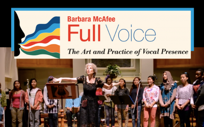 Elise Witt – Using Song in All the BestWays by Barbara McAfee