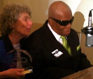 Elise & Dr. William L. Womack @ AIB awards