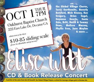 Elise Witt CD Release