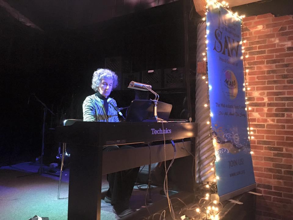 Amoeba piano @ MASC