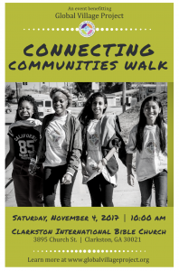 Connecting Communities Walk – Clarkston to Decatur