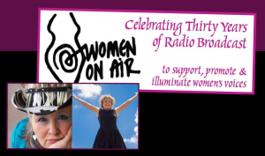 Audio Interview with Elise Witt on WOMEN ON AIR (2015)