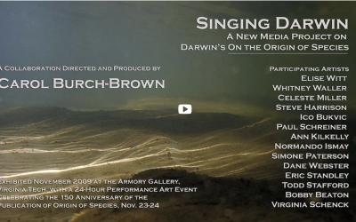 Singing Darwin