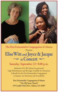 Elise Witt & Joyce and Jacque