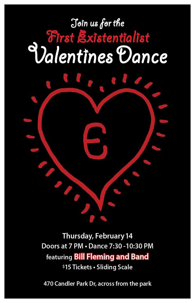 Valentine Dance ECong