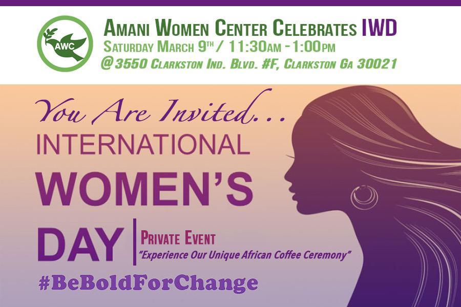 Amani Women's Day