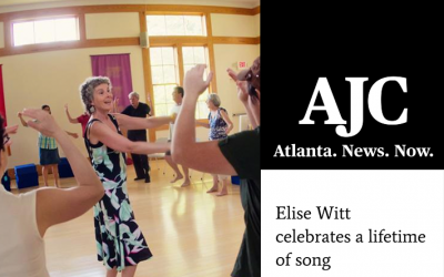 AJC: Elise Witt Celebrates a Lifetime of Song