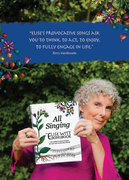 Elise Witt Songbook Promo