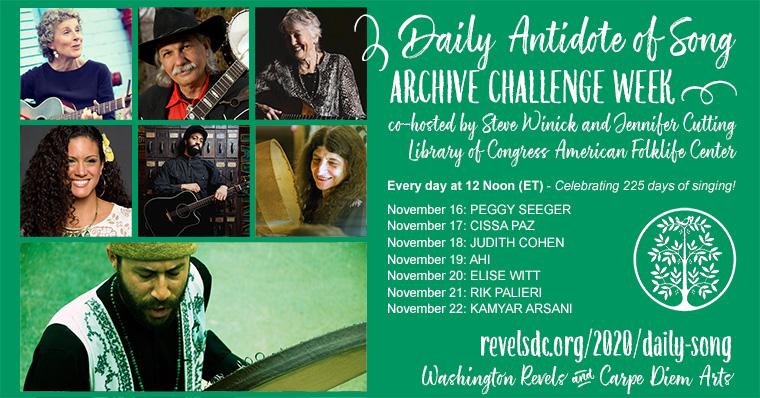 Archive Challenge Nov 2020