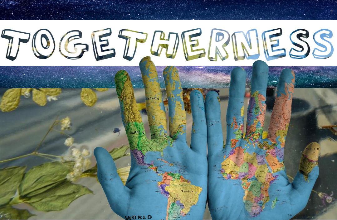 Togetherness - Map Hands