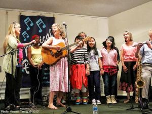 Decatur Library Concert